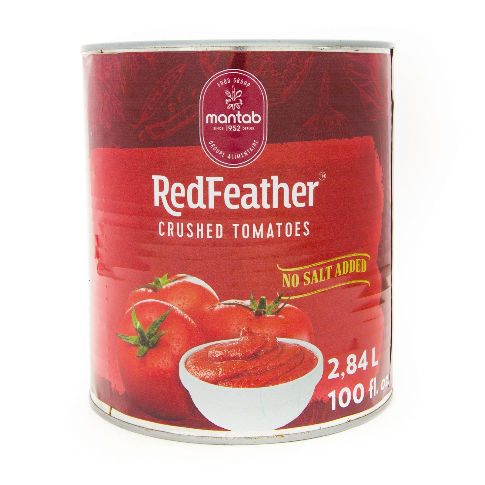 RED FEATHER Crushed tomatoes