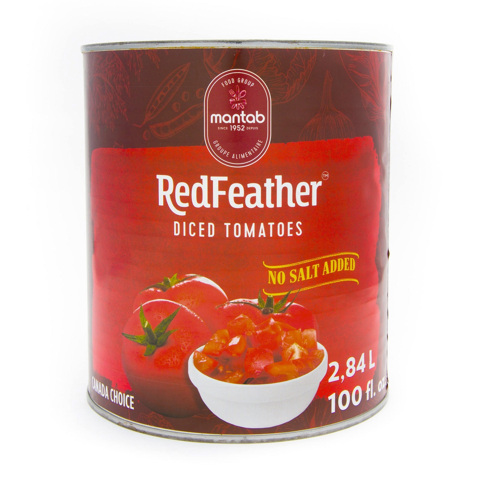 RED FEATHER Diced tomatoes