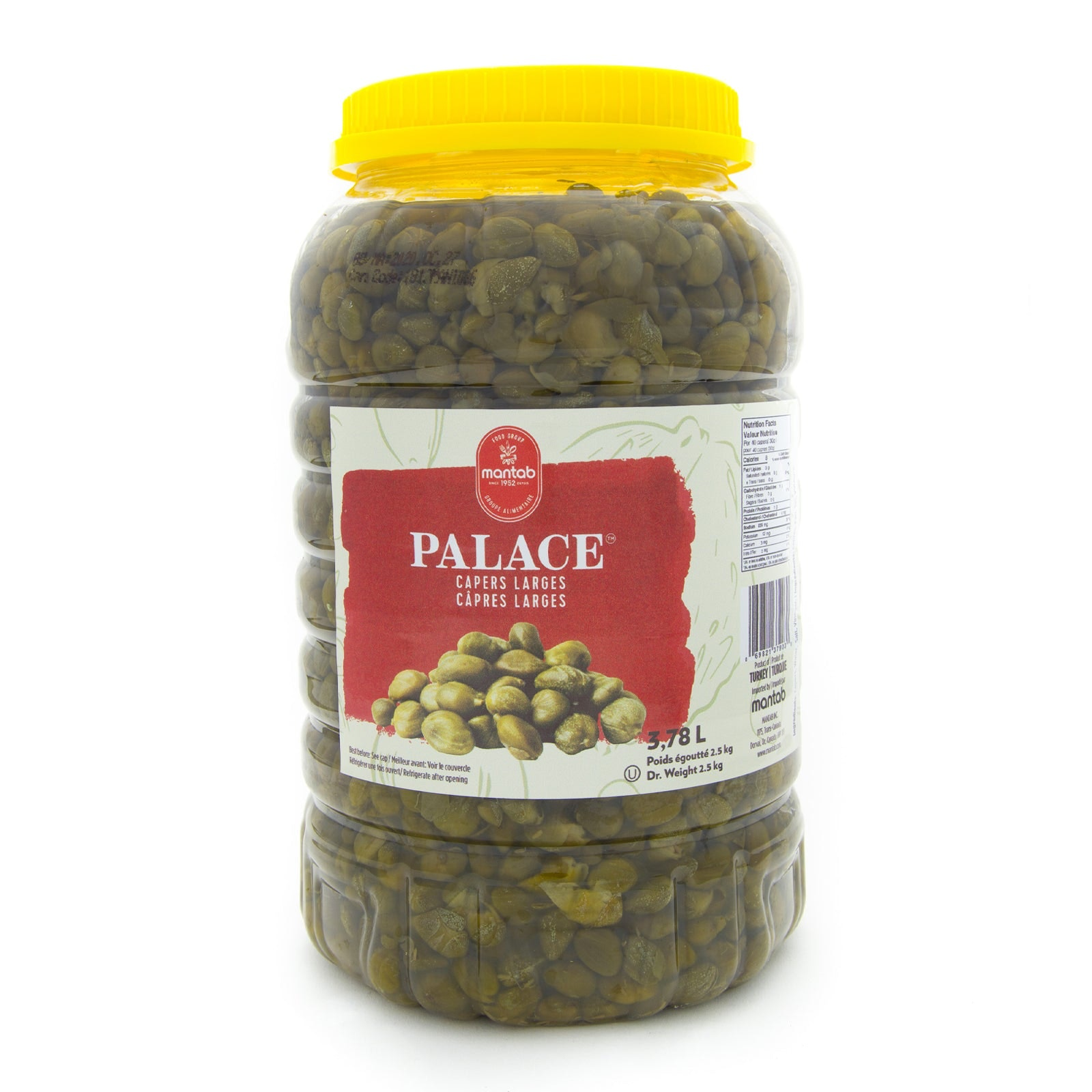 PALACE Capers large