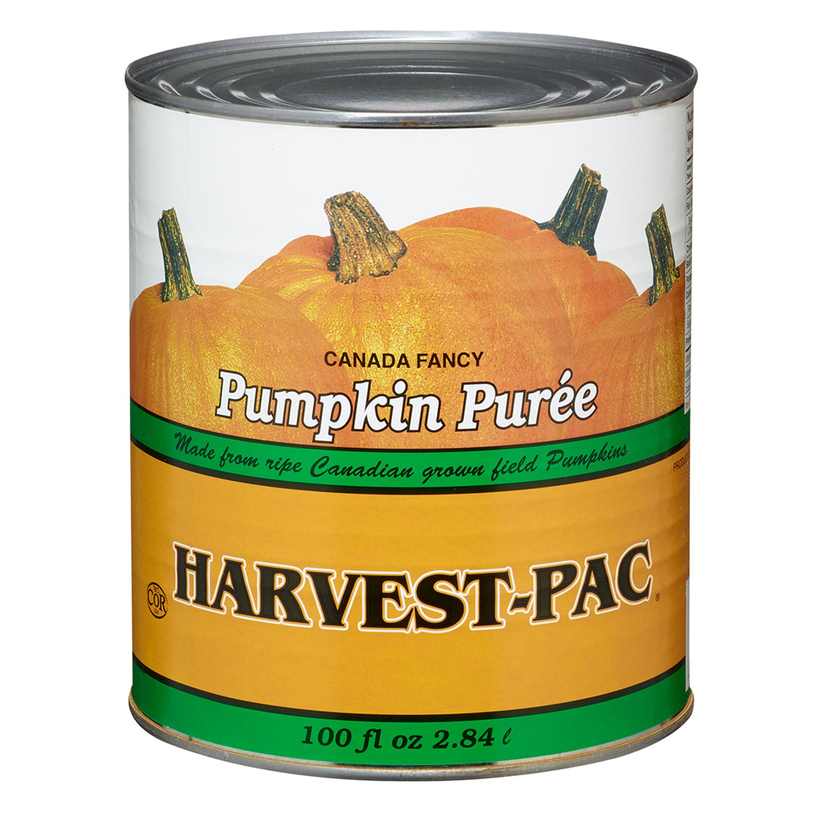 HARVEST PAC Pumpkin puree