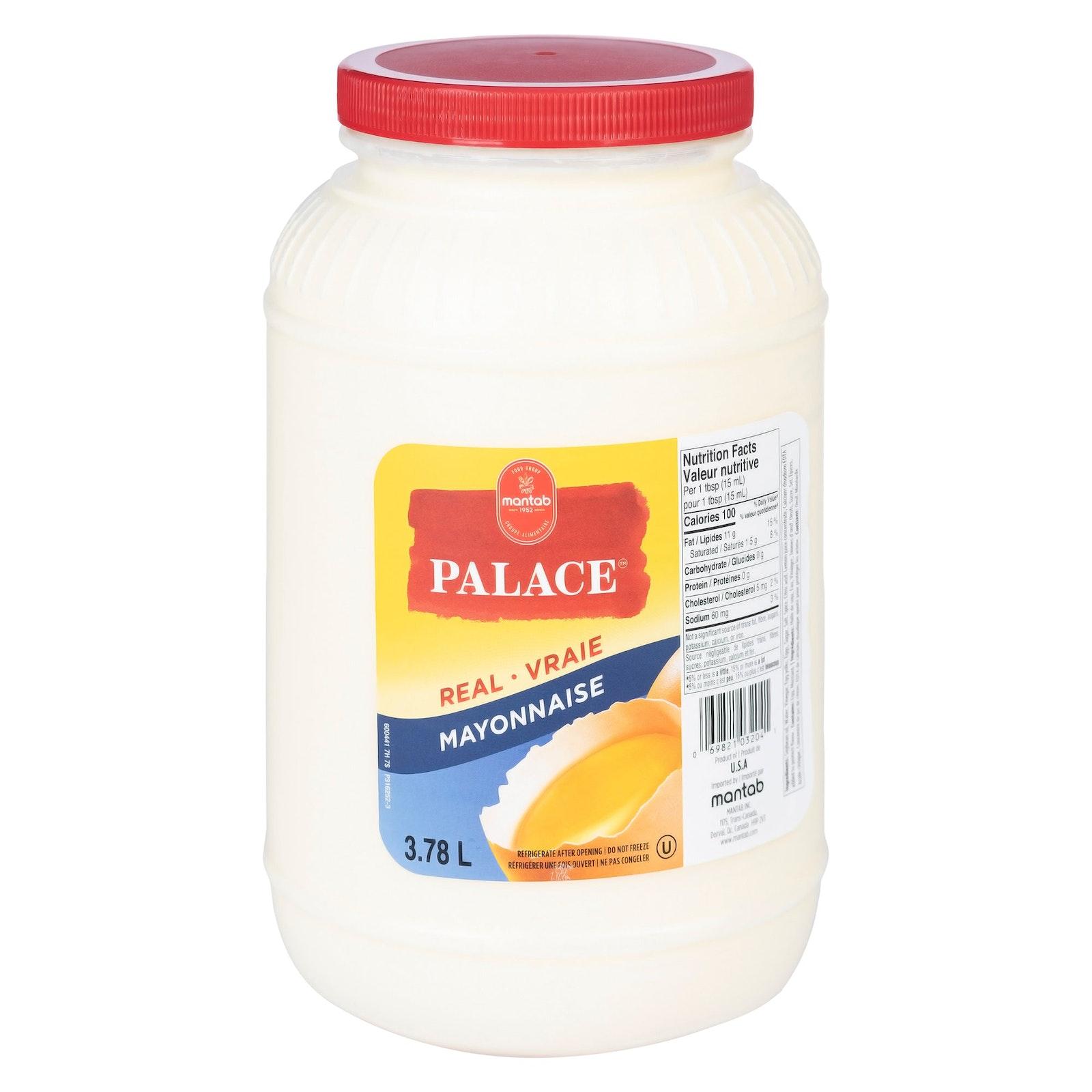 PALACE Mayonnaise 3.8L