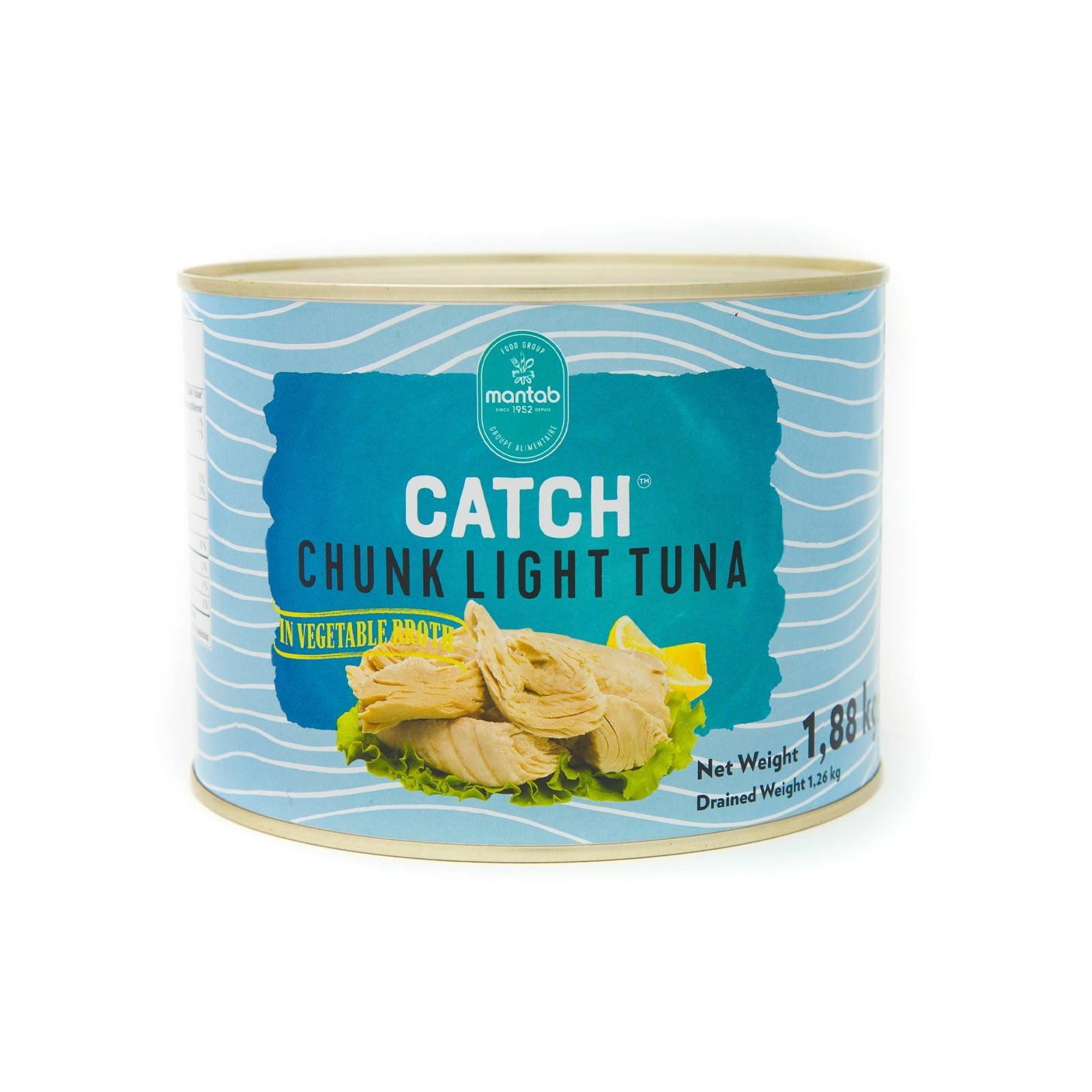 Tuna chunk