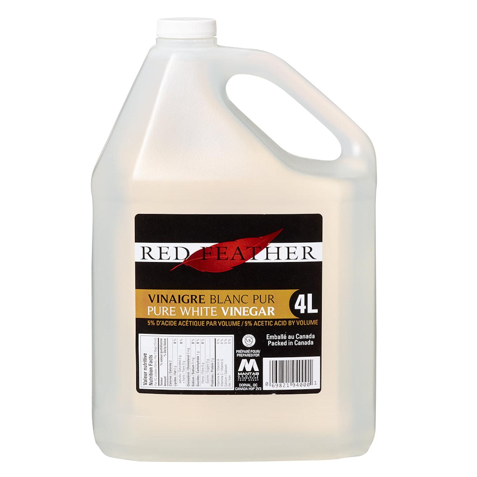 RED FEATHER White vinegar