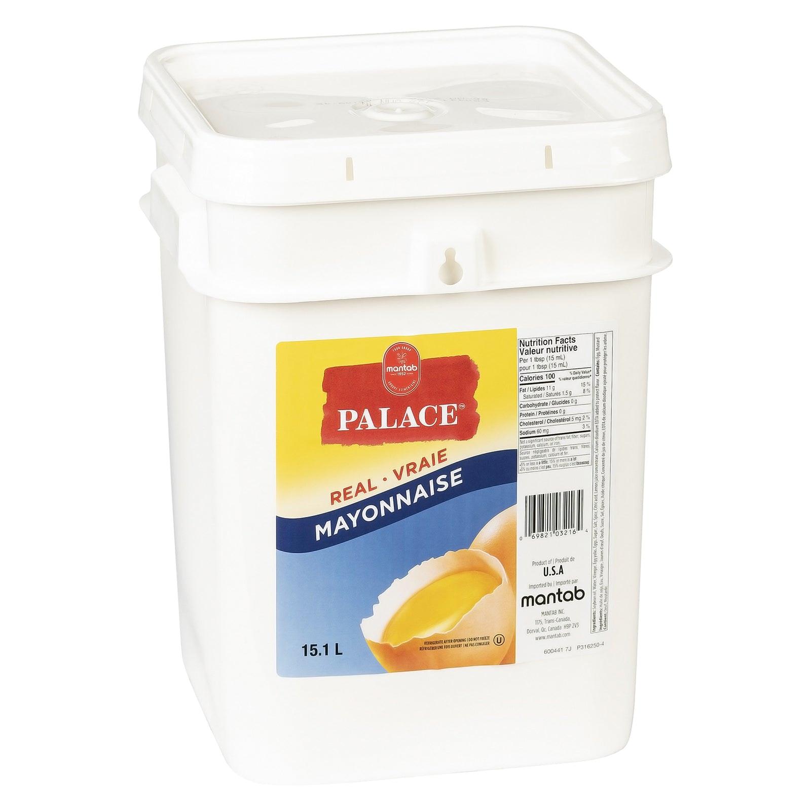PALACE Mayonnaise 15.1L