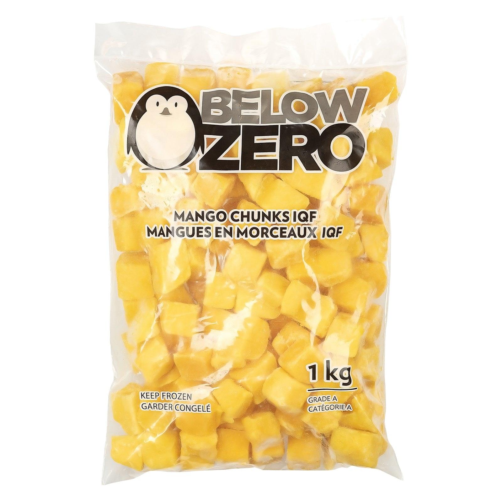 BELOW ZERO Mango chunks