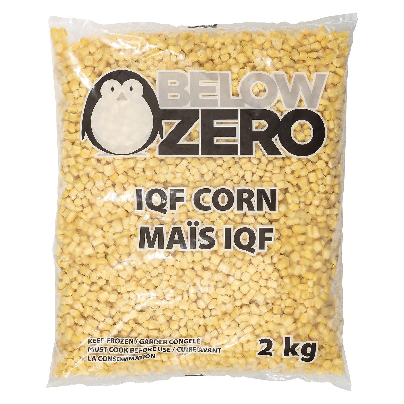 BELOW ZERO Corn