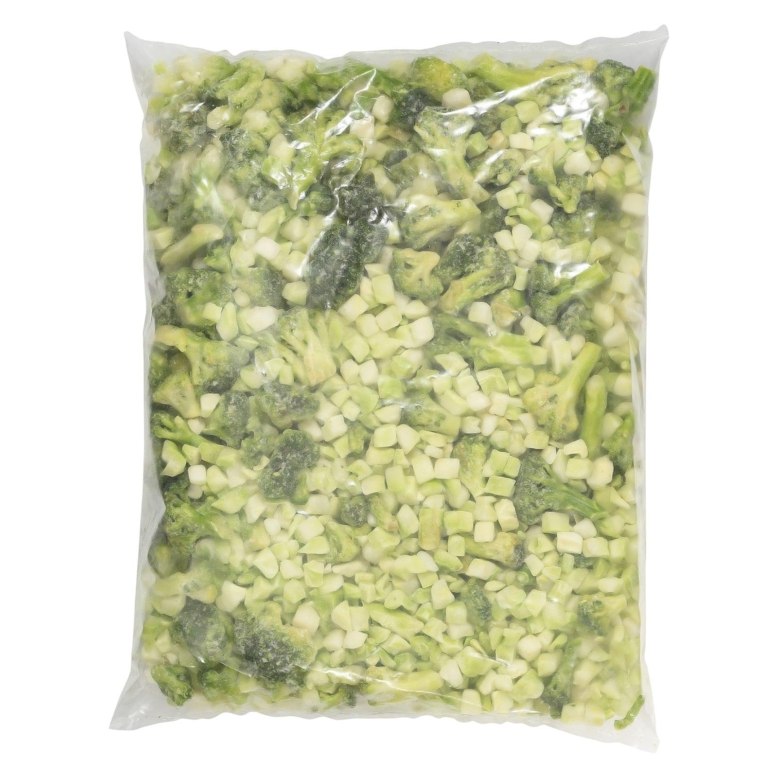BELOW ZERO Broccoli cut