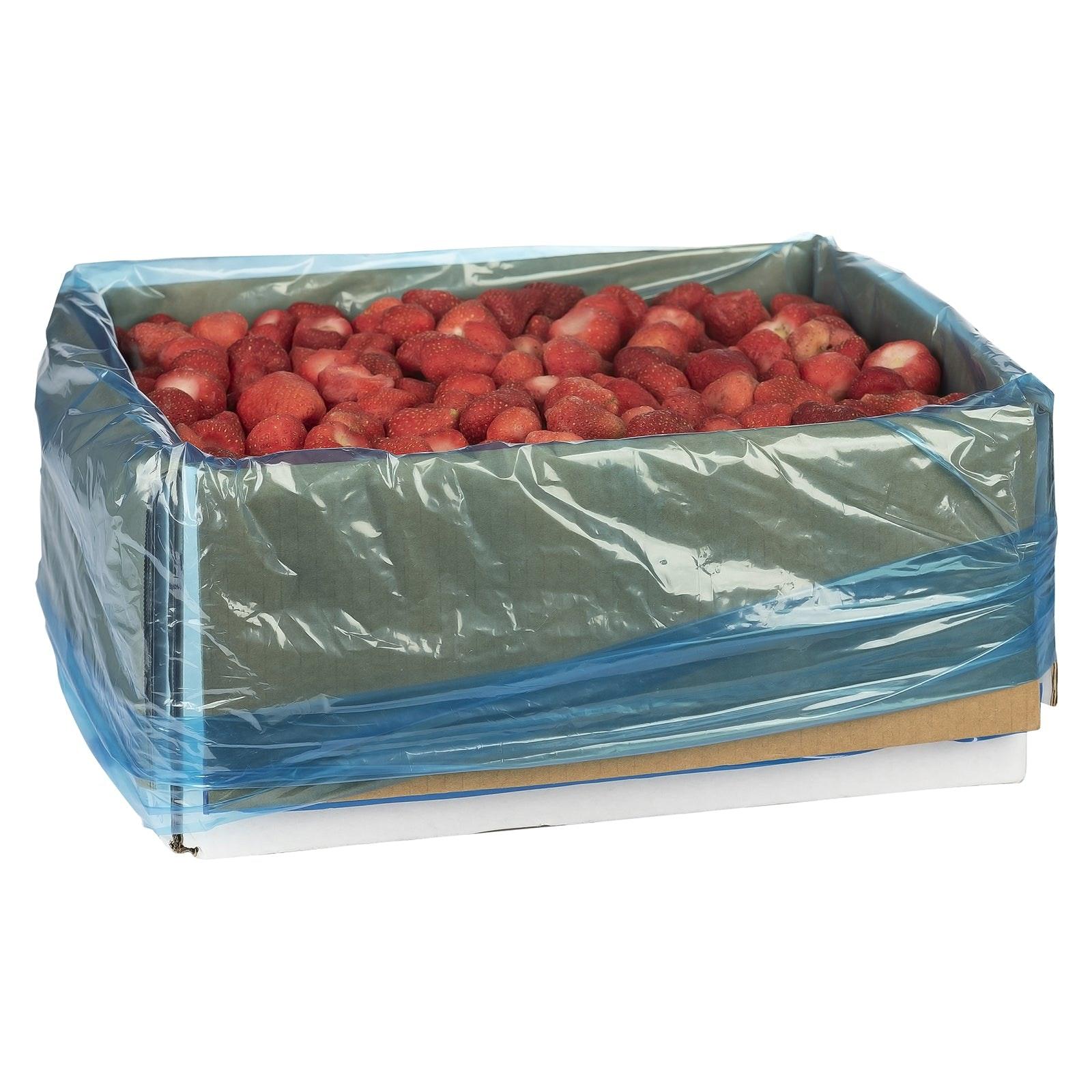 BELOW ZERO Whole strawberries