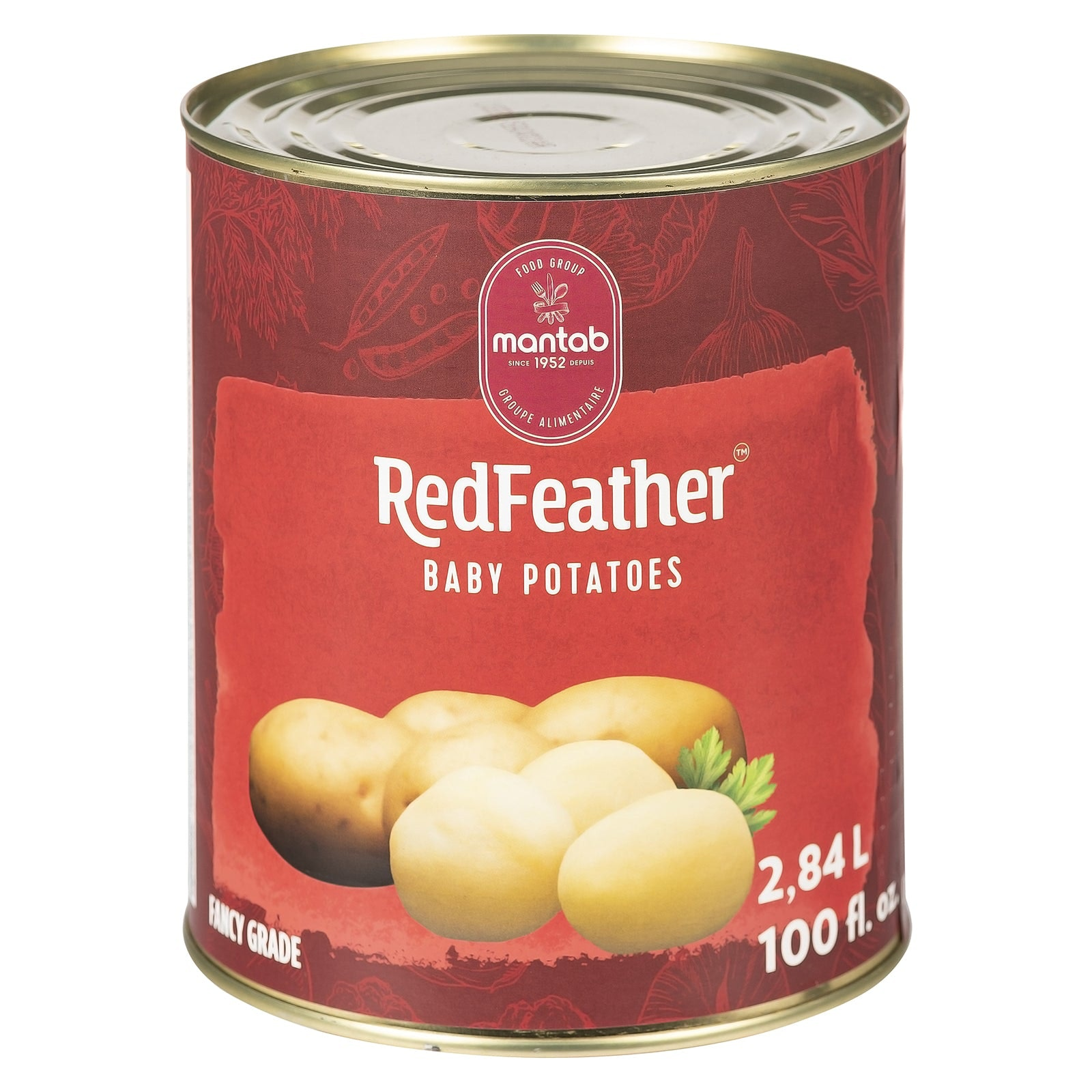 RED FEATHER Baby potatoes 180-200