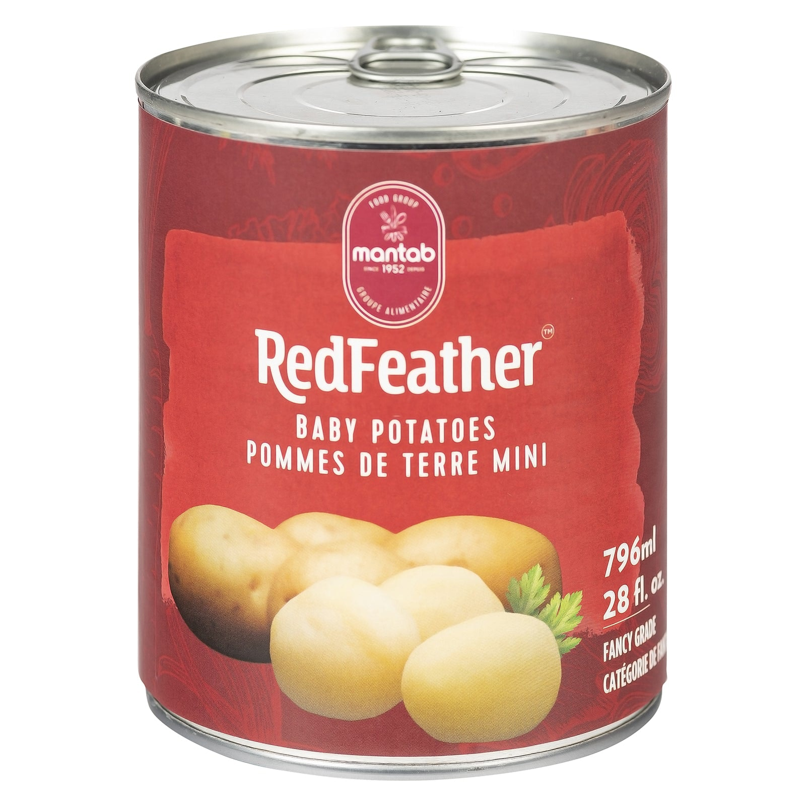 RED FEATHER Baby potatoes 60/70