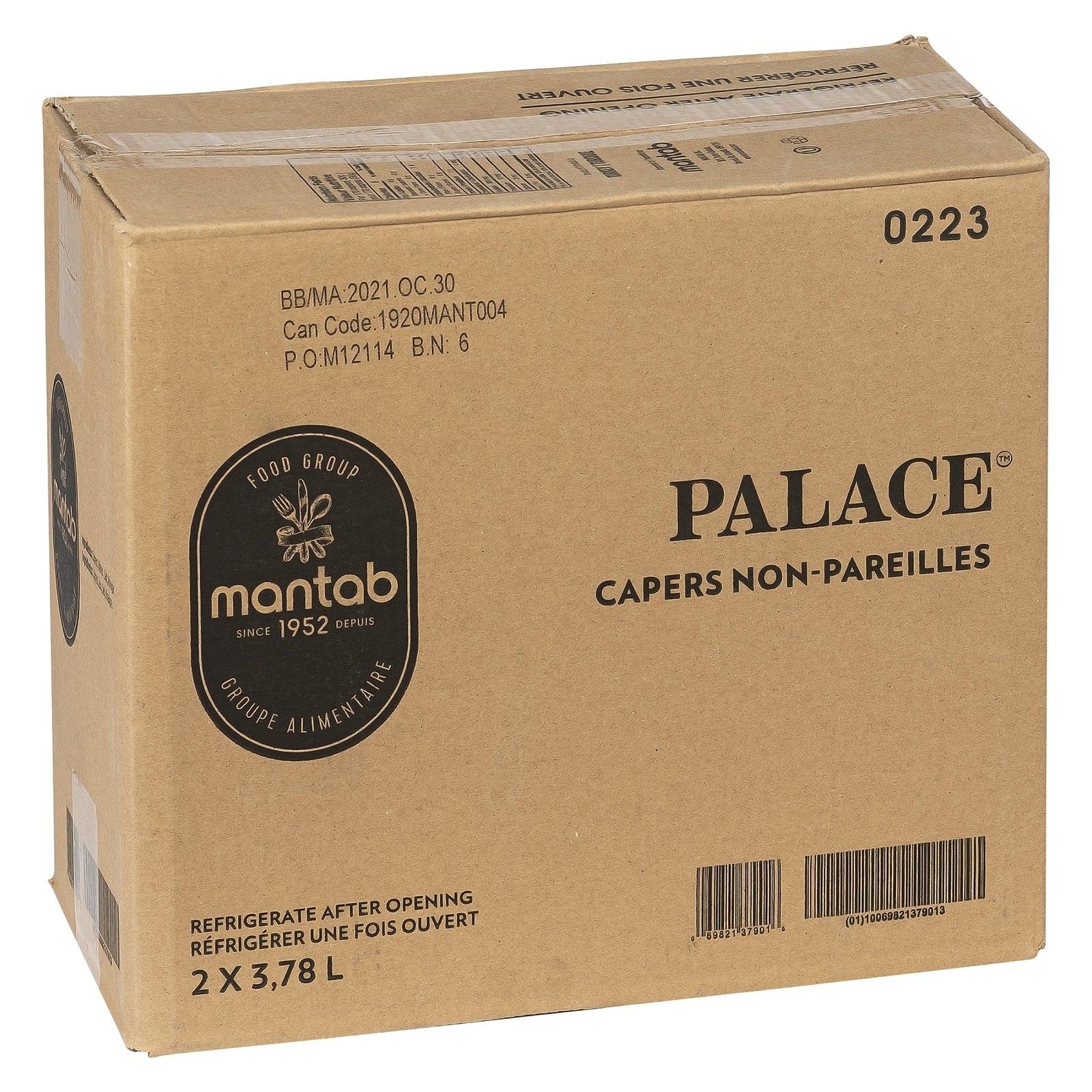 PALACE Capers non-Pareille