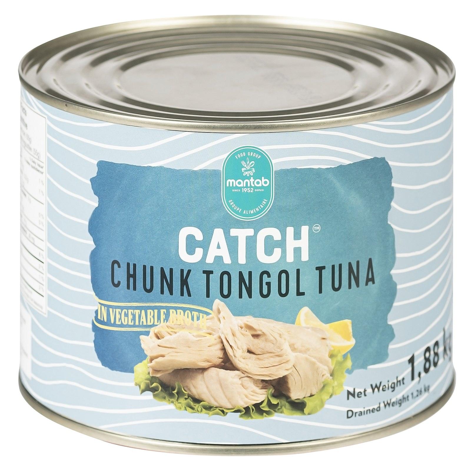 Tuna chunk Tongol