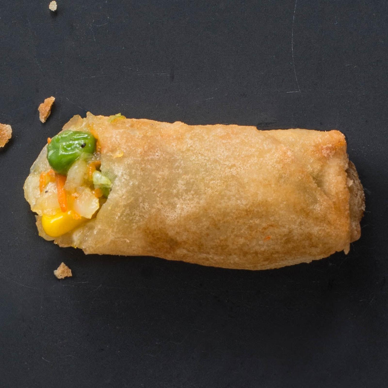 McCain Mini Vegetable Spring Rolls