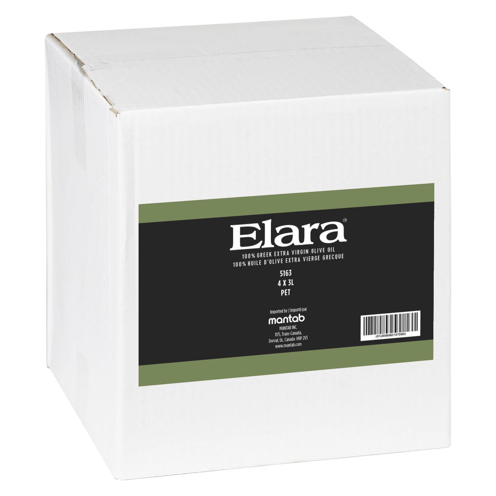 ELARA Extra virgin olive oil - Pet jar