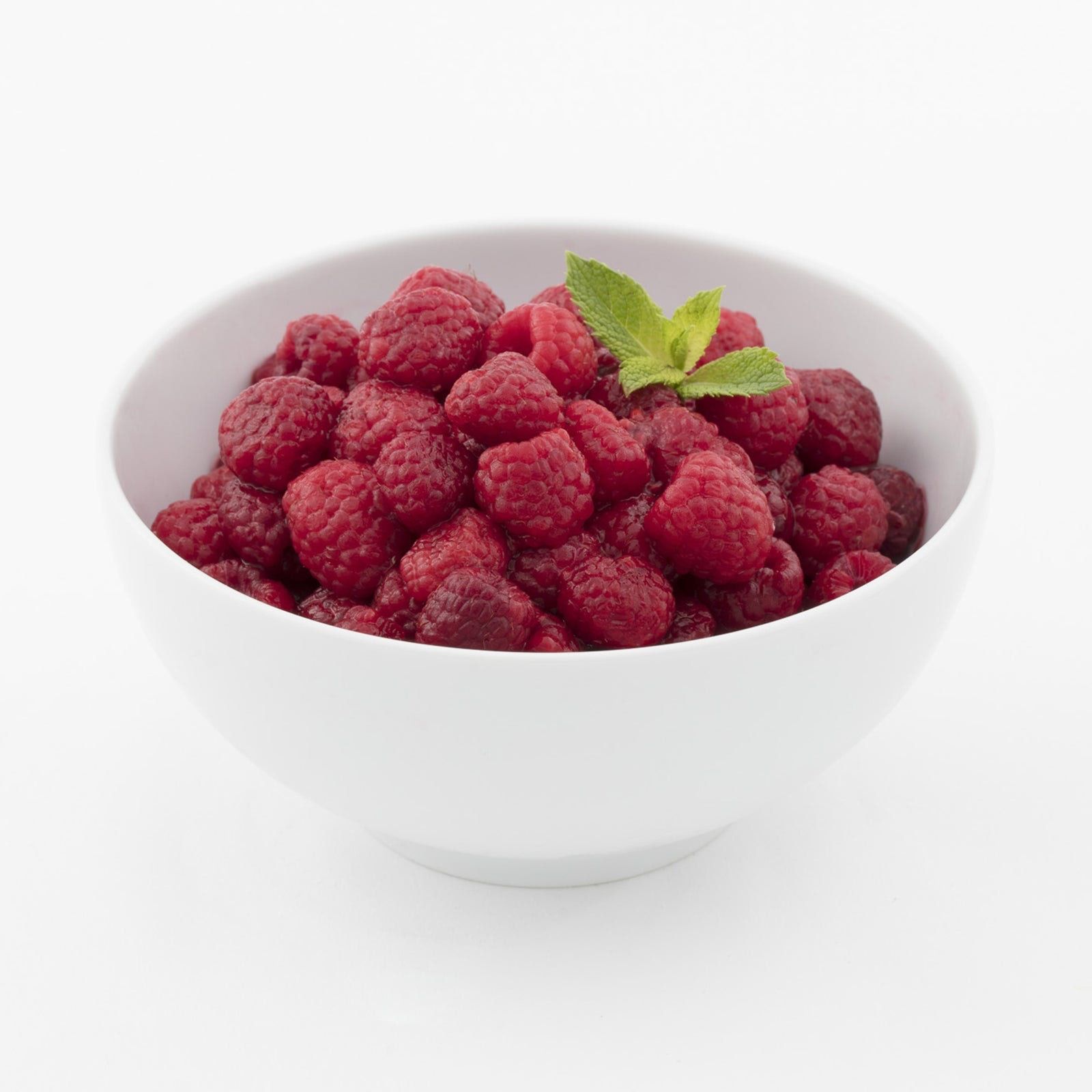 BELOW ZERO Whole raspberries
