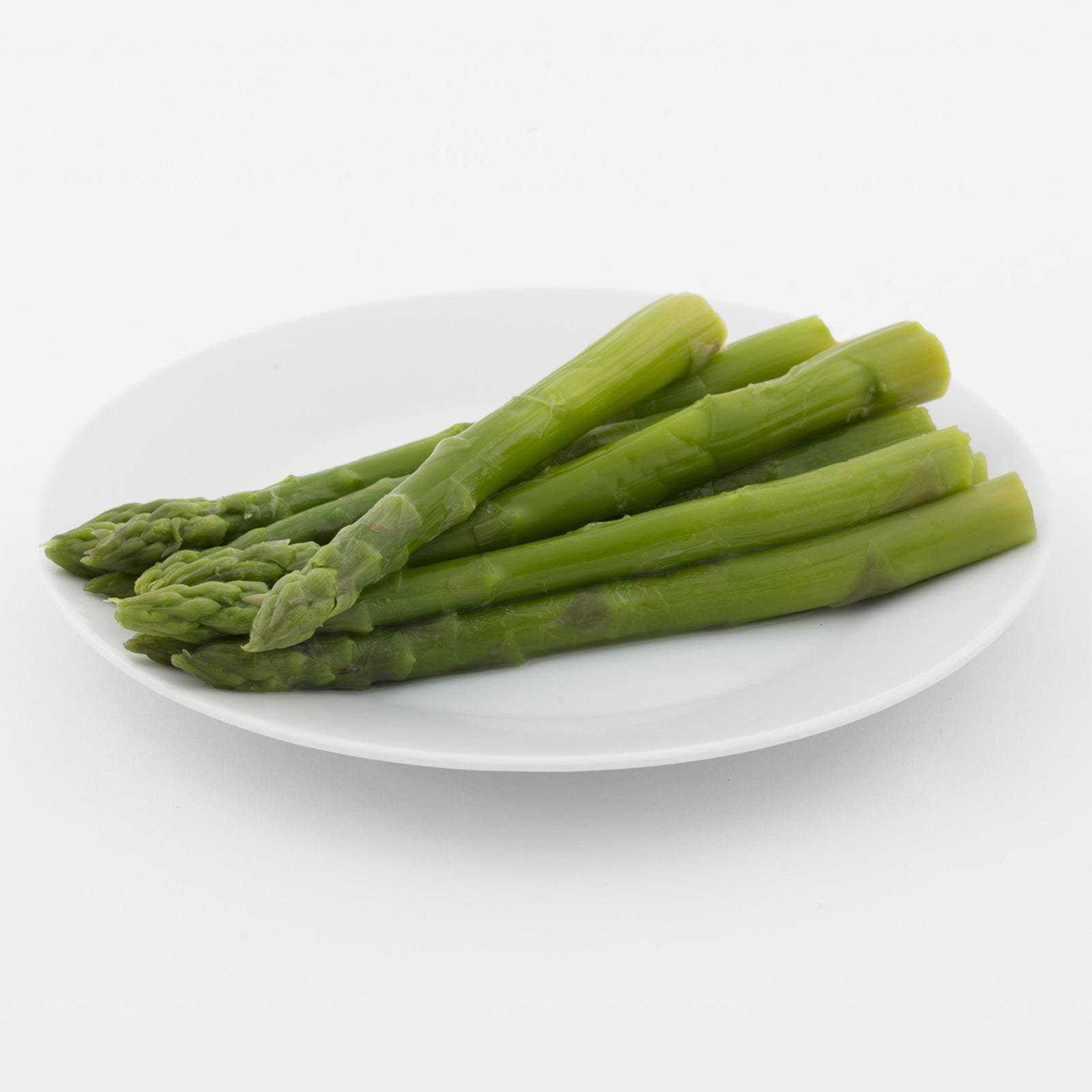BELOW ZERO Asparagus spears small