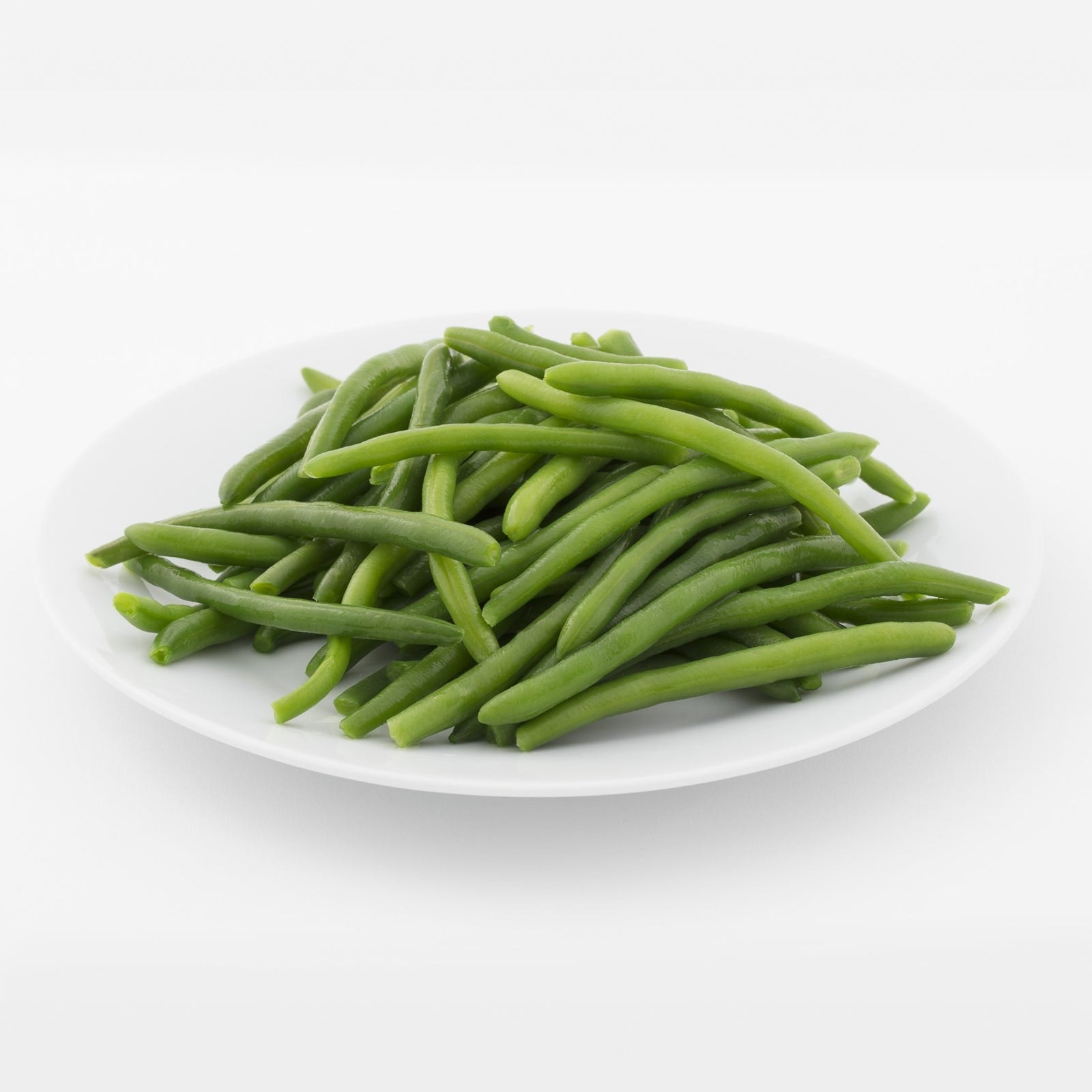 BELOW ZERO Whole extra fine green beans