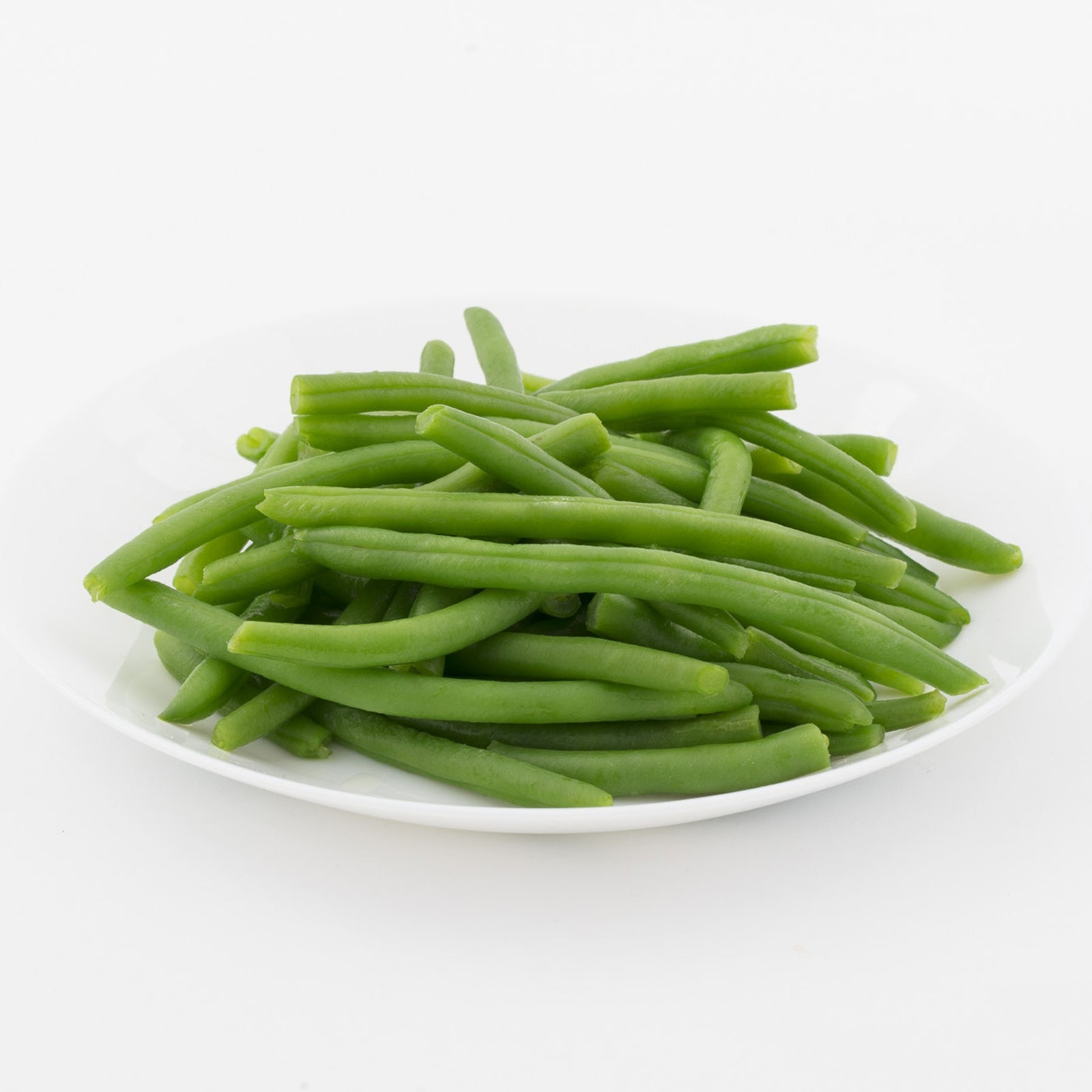 BELOW ZERO Whole green beans
