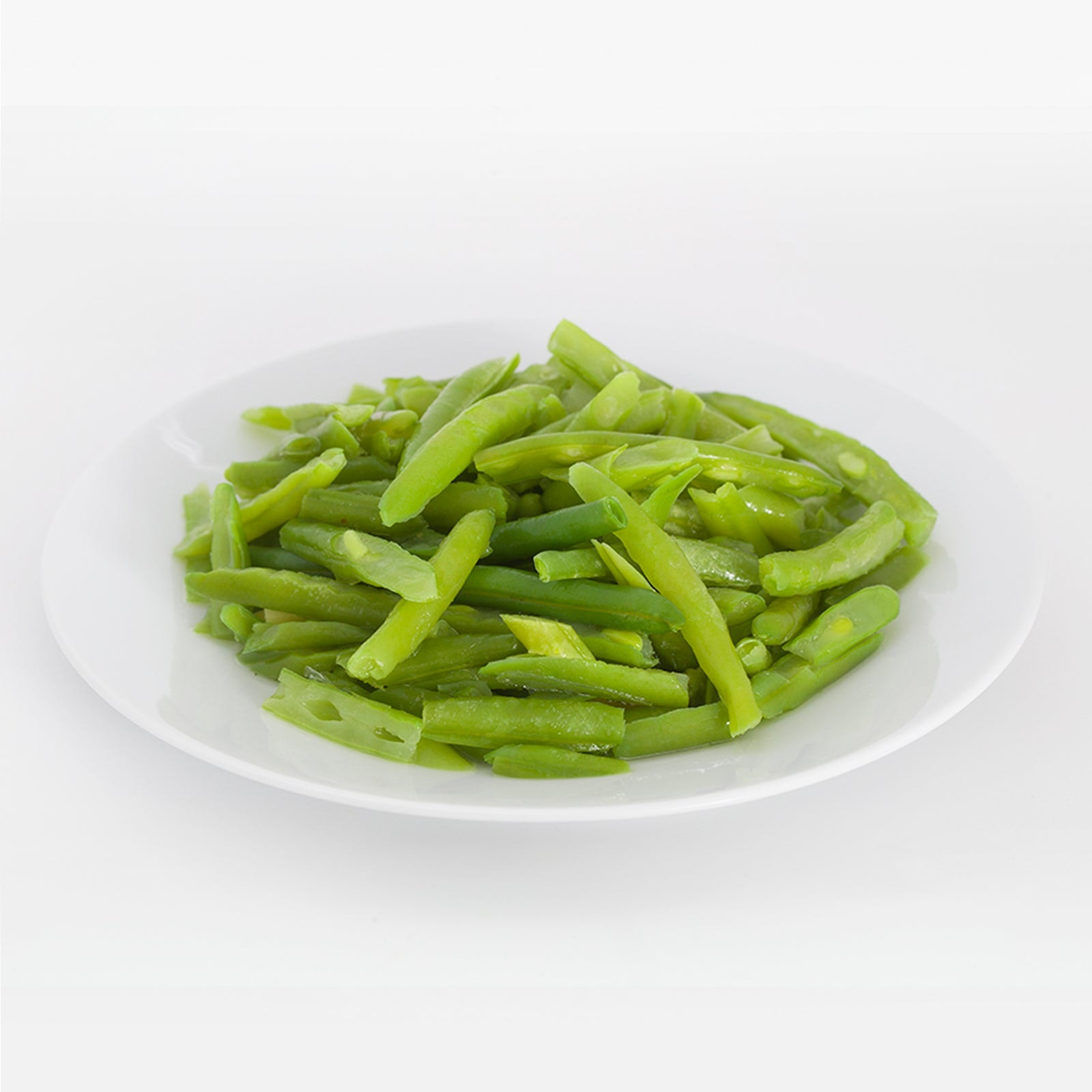 BELOW ZERO French style green beans