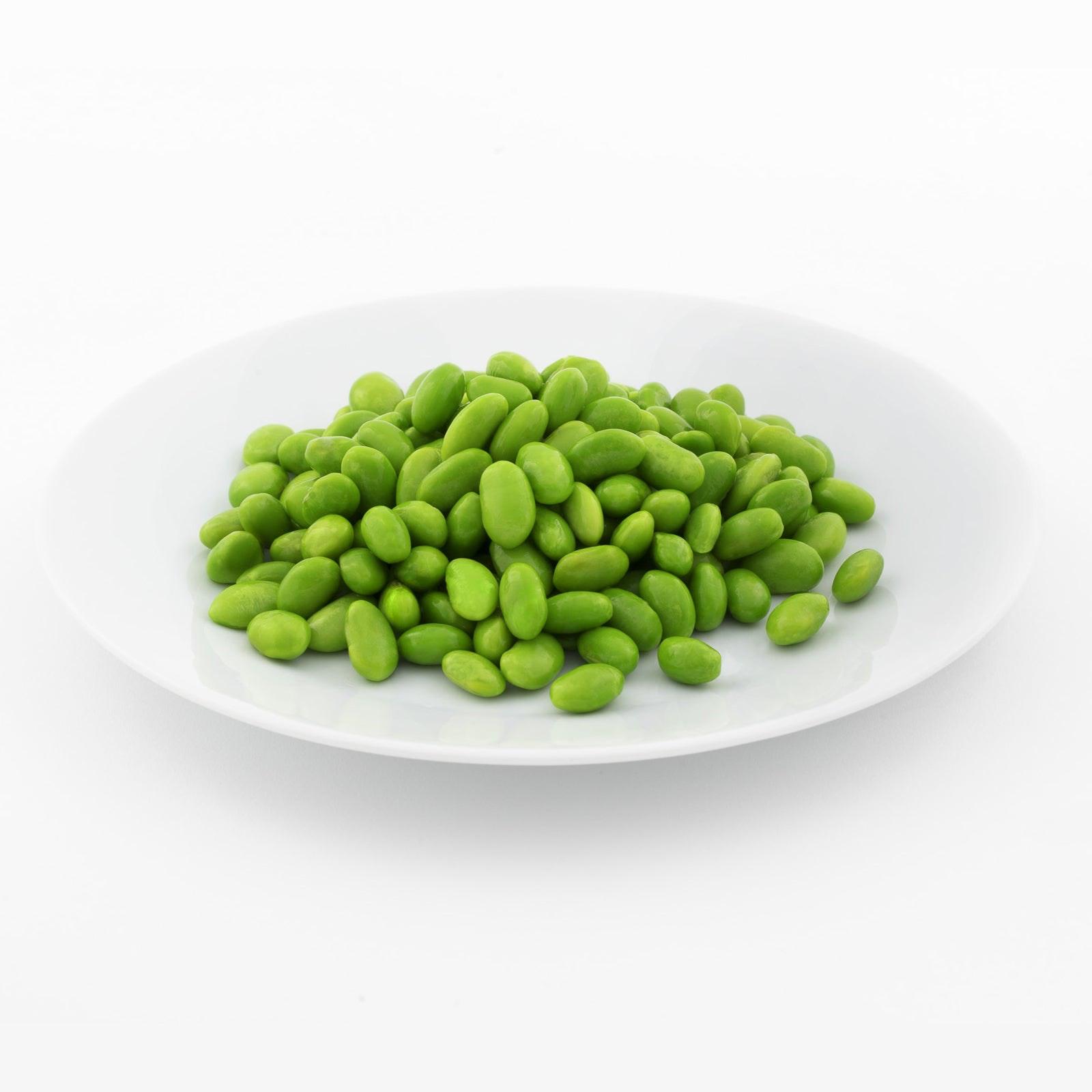 BELOW ZERO Edamame beans
