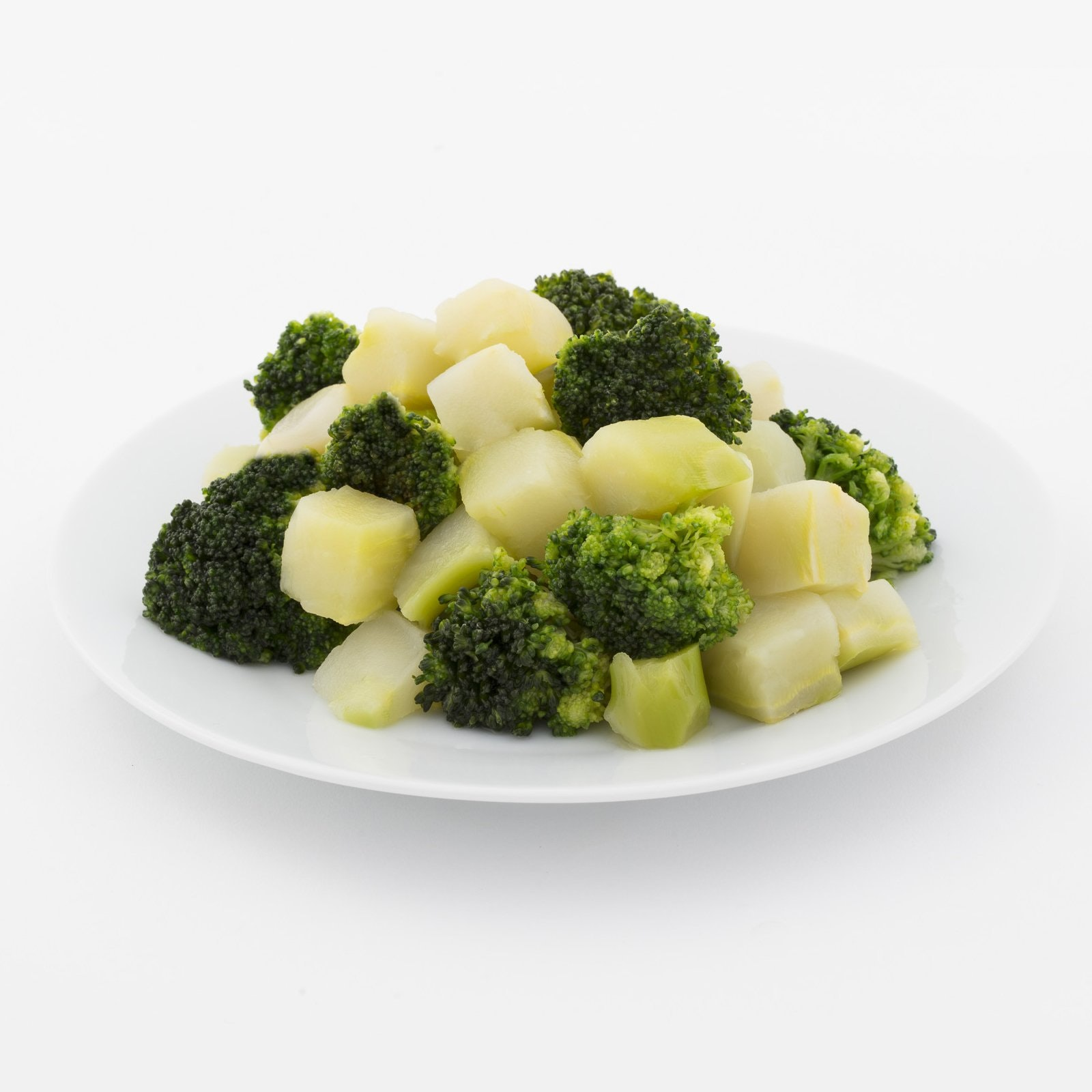 BELOW ZERO Broccoli cut