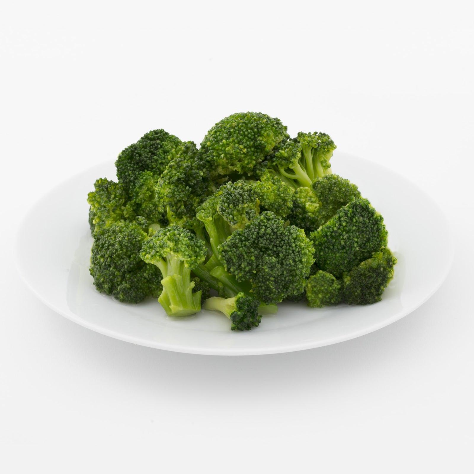 BELOW ZERO Broccoli florets 20-40 mm