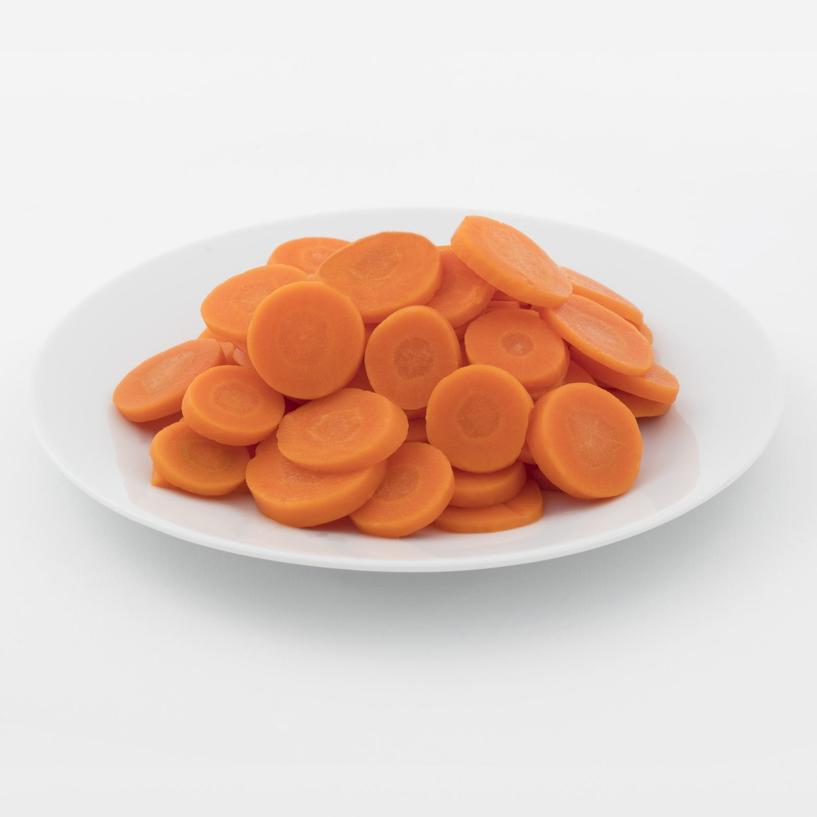 BELOW ZERO Sliced carrots