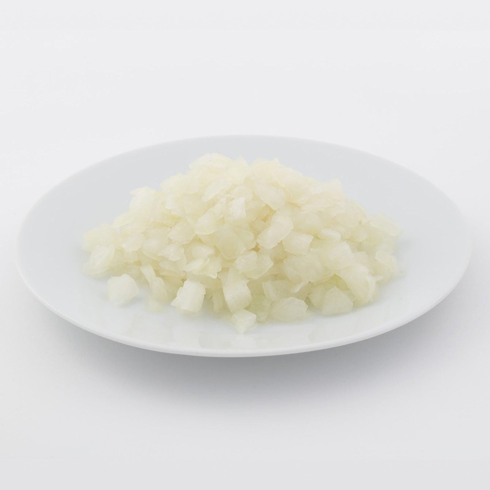 BELOW ZERO Onions Diced 3/4''