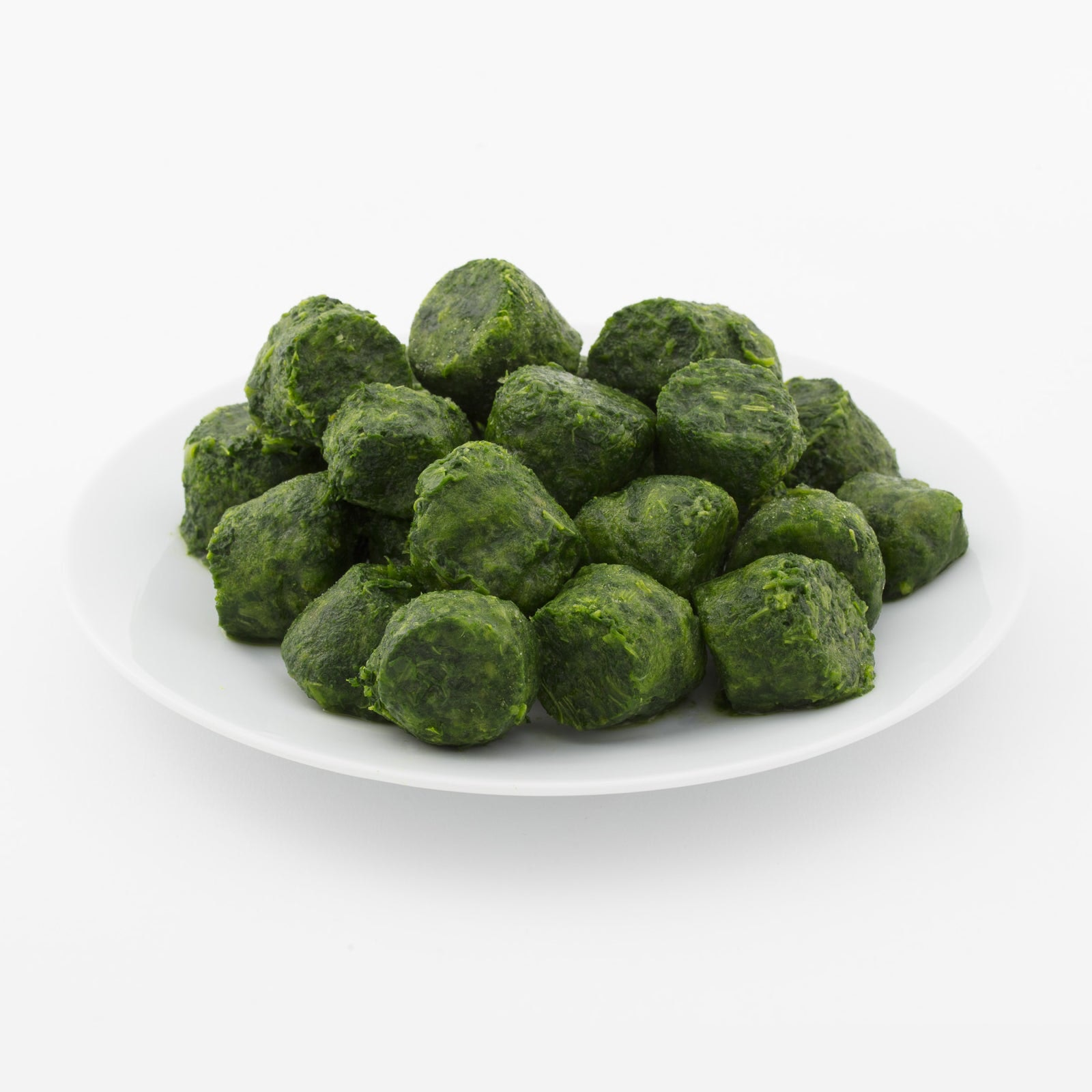 BELOW ZERO Chopped spinach Nuggets