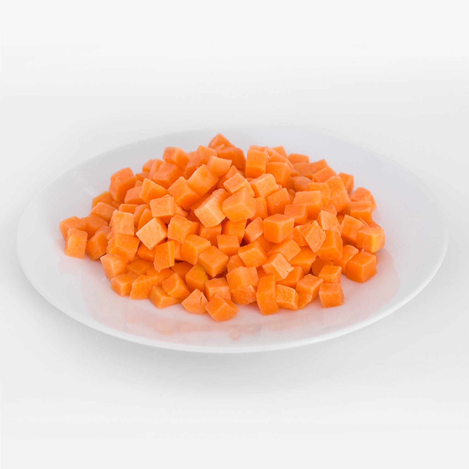 BELOW ZERO Diced Sweet Potatoes