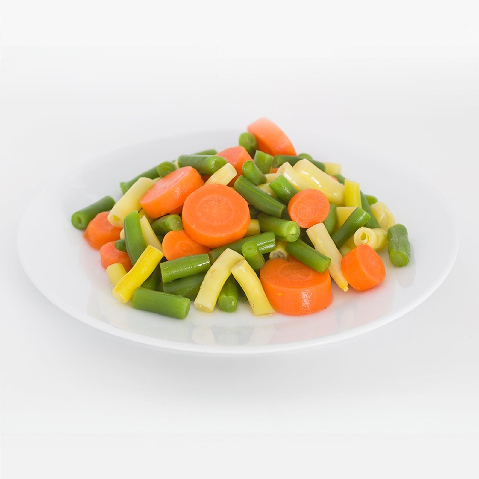 BELOW ZERO Cocktail mixed vegetables