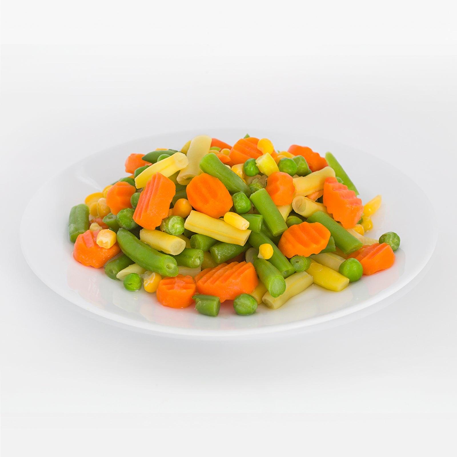 BELOW ZERO 5 way mixed vegetables