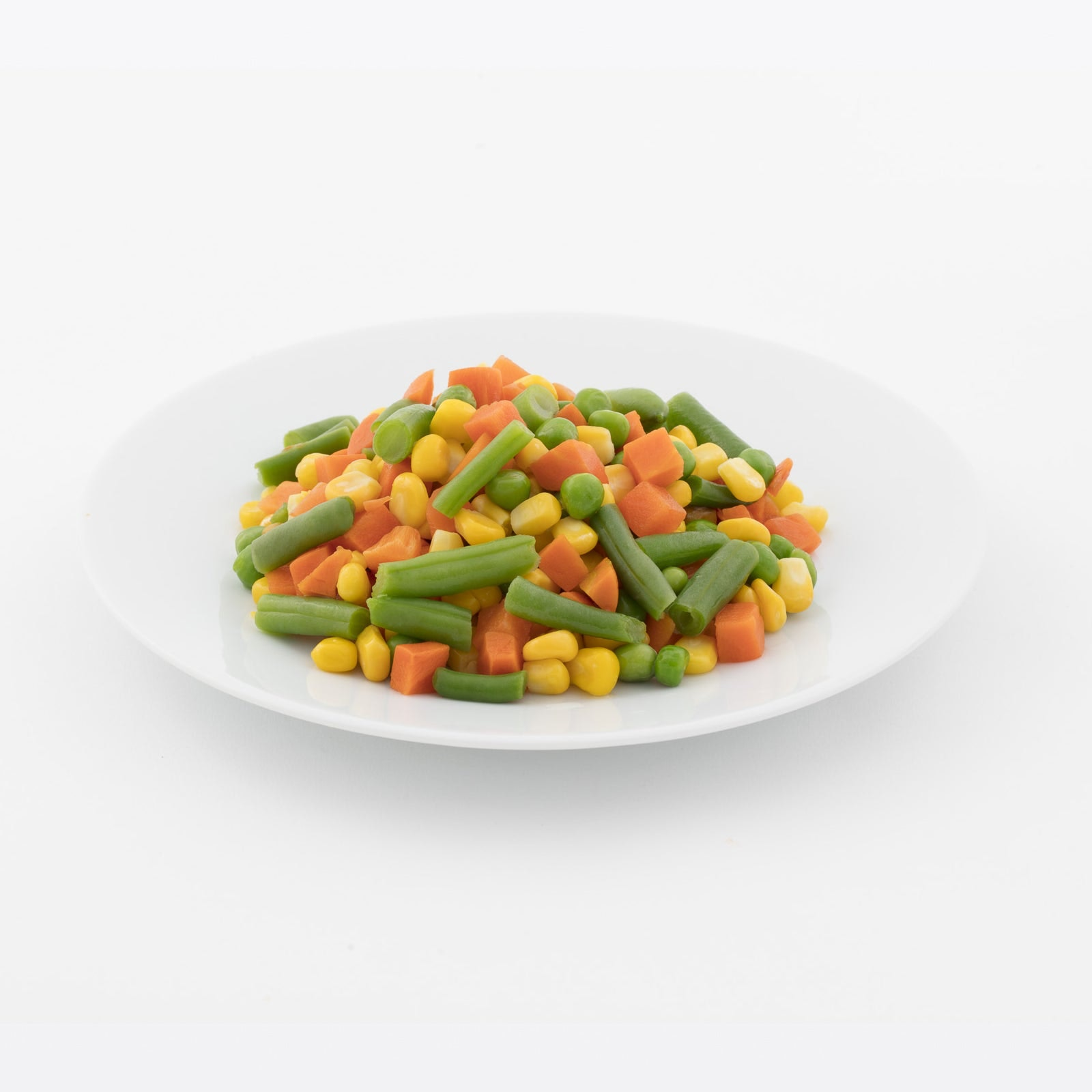 BELOW ZERO Regular mixed vegetables