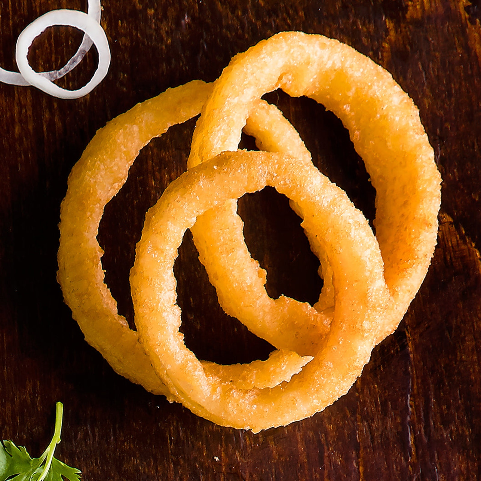 McCain Battered Onion Rings Beefeater