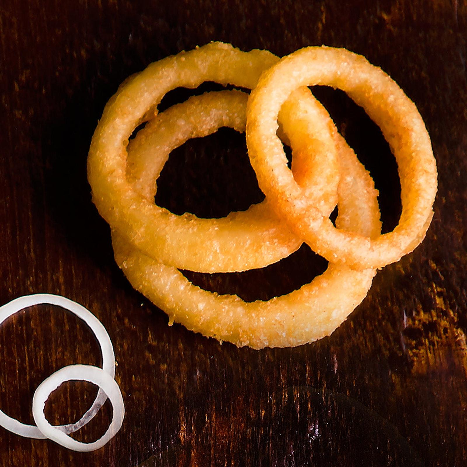McCain Battered Onion Rings