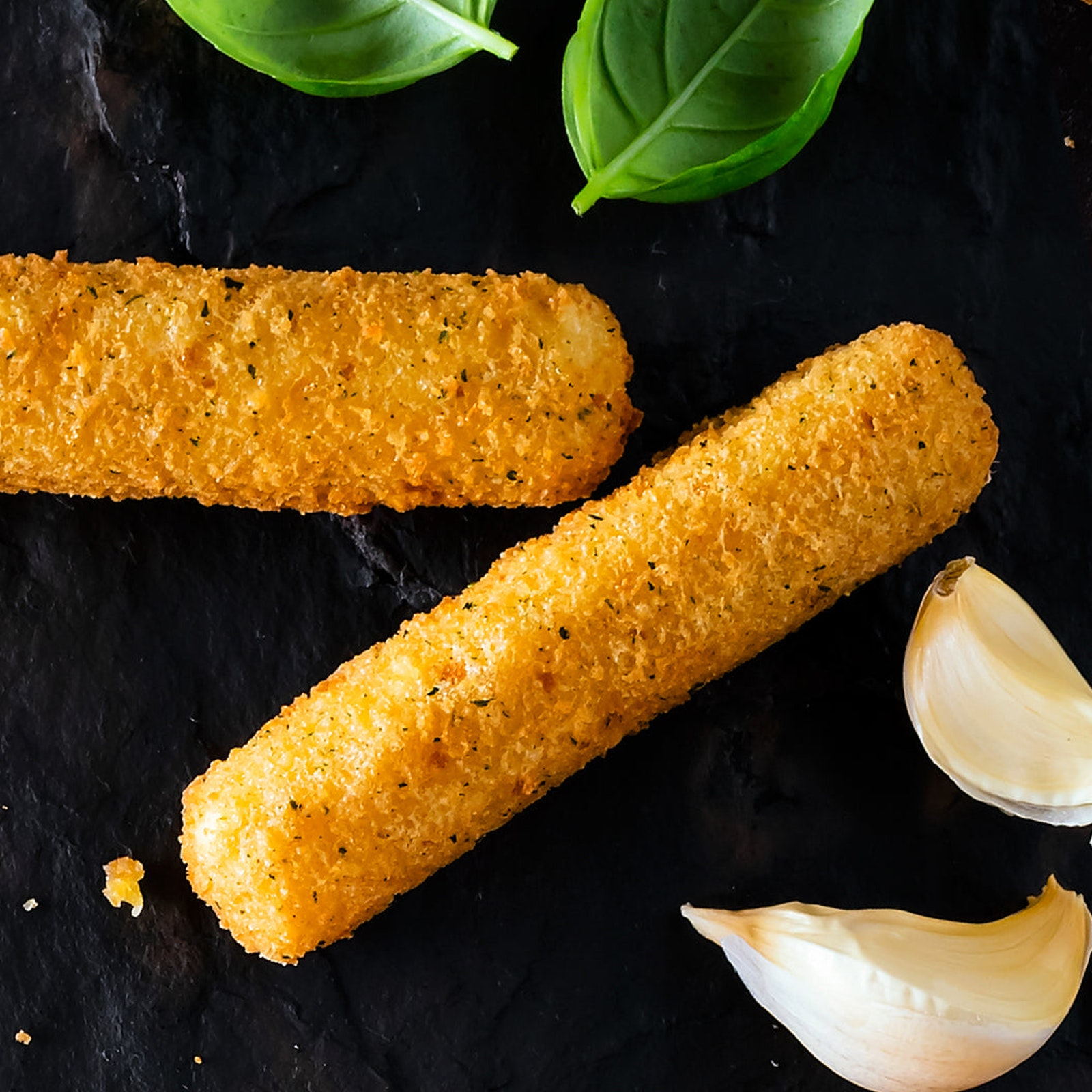 McCain Breaded Mozzarella sticks